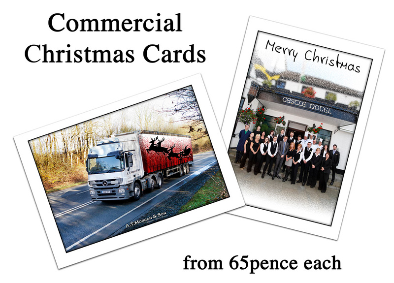 xmas Commercial card